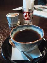 布屋のコーヒー