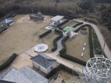 角島灯台からの眺め