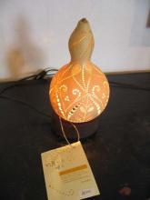 ひょうたんランプ