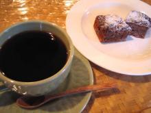 ブラウニーズとコナコーヒー