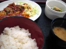 タッカルビ定食