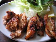 チキンの香草焼