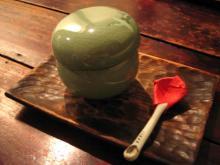 柚子茶ふた付き