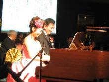 2人でのピアノ演奏
