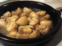 マッシュルームの土鍋焼き