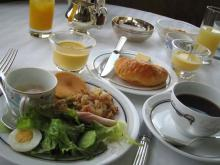 ホテルニューグランドの朝ごはん