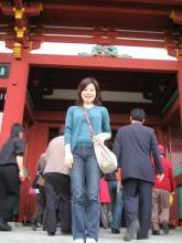 鶴岡八幡宮のひろみちゃん