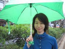 かえる傘とぴのこ