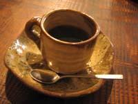 フルフルのコーヒー