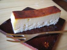 abekiの自家製チーズケーキ