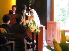 麻衣ちゃんの結婚式