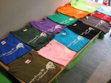かえる展8公式Tシャツ