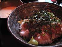 琉球丼定食
