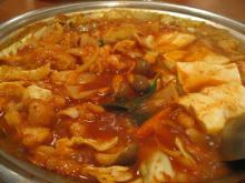 牛ホルモン鍋