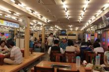 釜山スップルカルビ店内