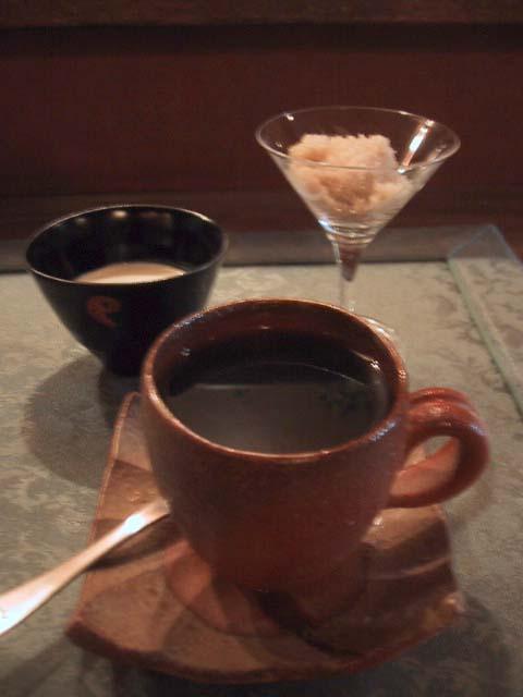ゆずコーヒー