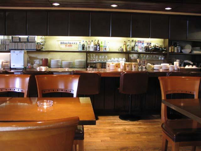ブルーベリーカフェ